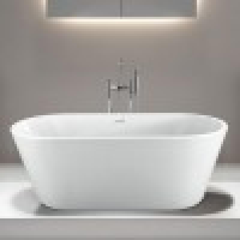 Allure Freestanding Soaker Tub