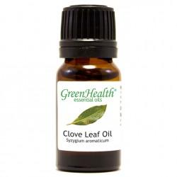 GreenHealth Aromatherapy Essential Oil-Clove Leaf
