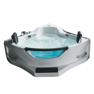 BT-084 Corner Air/Whirlpool Tub