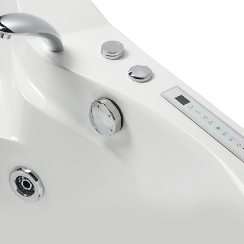 Serenade Combination Jetted Tub
