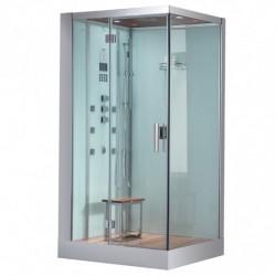 Platinum DZ959F8L Steam Shower-White