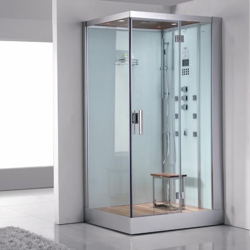 Platinum DZ959F8R-Steam Shower-White