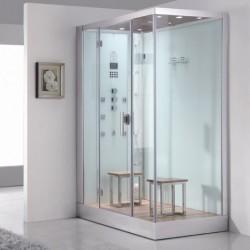Platinum DZ961F8 Steam Shower-White