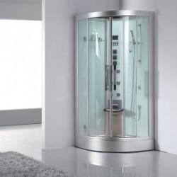 Platinum DZ963F8 Steam Shower-White