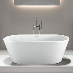 Allure Freestanding Soaker Tub