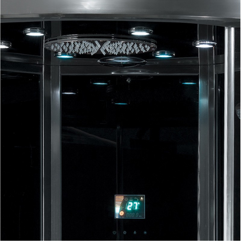 Platinum DA333F8 Steam Shower