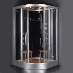 Platinum DZ962F8 Corner Steam Shower