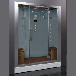 Platinum DZ972F8 Steam Shower-White