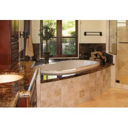 Savannah 7444 Combination Air/Whirlpool Tub