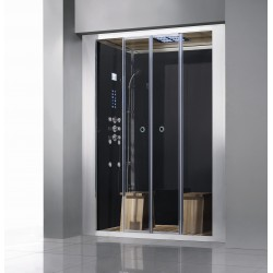 Athena WS-112 Steam Shower-Sliding Door